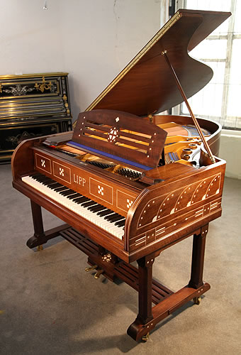 The golden age of pianos for sale a collection of unique for Big grand piano
